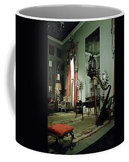 A Drawing Room Coffee Mug
