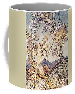 A Fairy Song From A Midsummer Nights Dream Coffee Mug