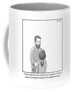 Your Goldfish Ran Away Coffee Mug