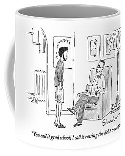 A Father To His Bearded Coffee Mug