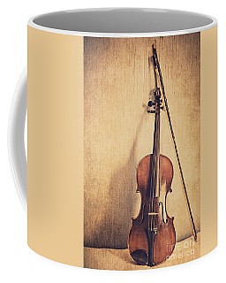 A Fiddle Coffee Mug