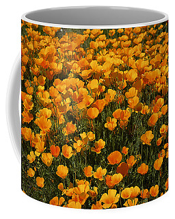 A Field Of Poppies Coffee Mug
