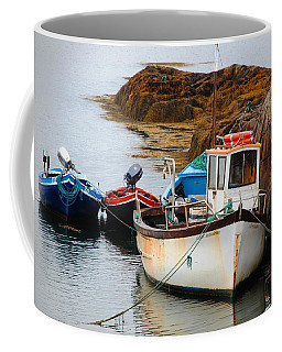 A Fishing We Will Go Coffee Mug