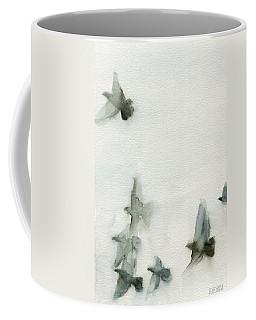 Bird Watercolor Coffee Mugs