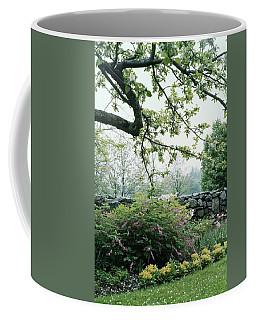 A Flower Bed In Mrs. Frank Audibert's Garden Coffee Mug
