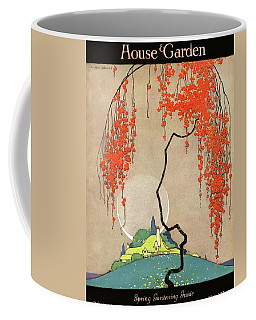 A Flowering Tree Coffee Mug