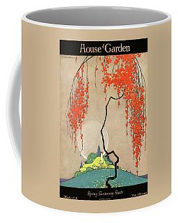 A Flowering Tree Coffee Mug