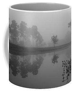 A Foggy Morning Coffee Mug