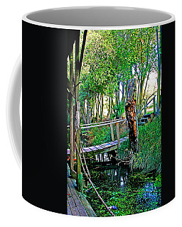A Forgotten Delta Dock Coffee Mug