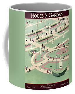 A Formally Designed Park Coffee Mug