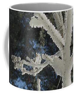 A Frosty Morning Coffee Mug