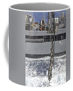 A Fuel Probe Is Connected From Usns Coffee Mug