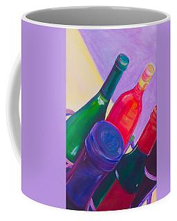 A Full Rack Coffee Mug