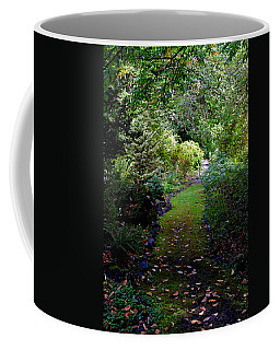 A Garden Path Coffee Mug
