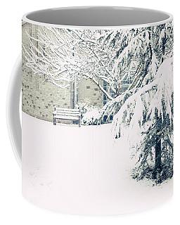 A Gentle Frosting Coffee Mug