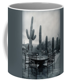 A Gentle Winter Rain Coffee Mug