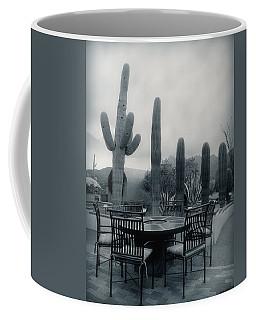 A Gentle Winter Rain Coffee Mug