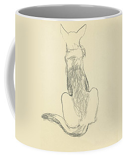 A German Shepherd Coffee Mug