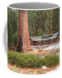 A Giant Among Trees Coffee Mug by Muhie Kanawati