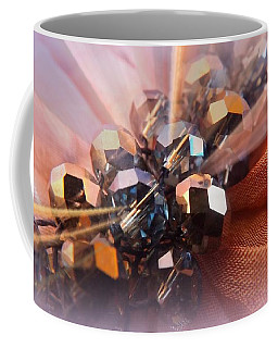 A Girls Best Friend  Coffee Mug by Clare Bevan