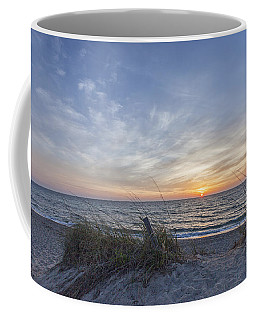 A Glass Of Sunrise Coffee Mug