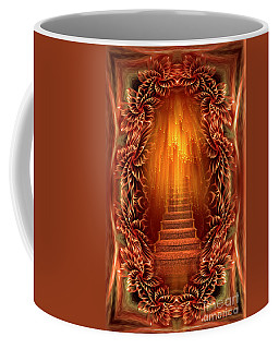 A Glimpse Of Heaven - Soothing Art By Giada Rossi Coffee Mug