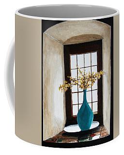 A Glimpse Of Yesteryear Coffee Mug by Betty-Anne McDonald