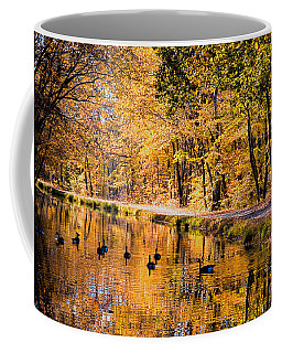 A Golden Afternoon Coffee Mug