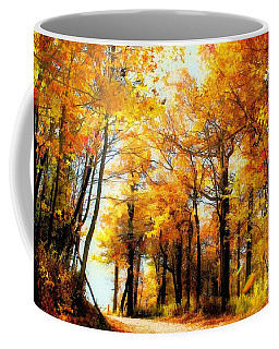 A Golden Day Coffee Mug