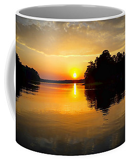 A Golden Moment Coffee Mug