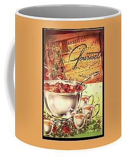 A Gourmet Cover Of Apples Coffee Mug