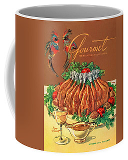 A Gourmet Cover Of Chicken Coffee Mug