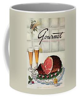 A Gourmet Cover Of Ham Coffee Mug