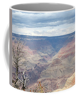 A Grand Canyon Coffee Mug by Laurel Powell