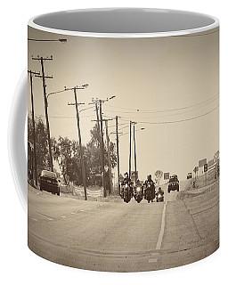 A Grand Entrance Coffee Mug