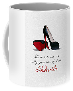 A Great Pair Of Shoes Coffee Mug