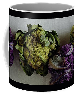 A Group Of Cauliflower Heads Coffee Mug
