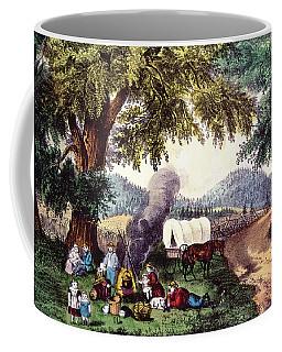 A Halt By The Wayside  Coffee Mug