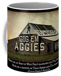 A Handful Of Aggies Coffee Mug