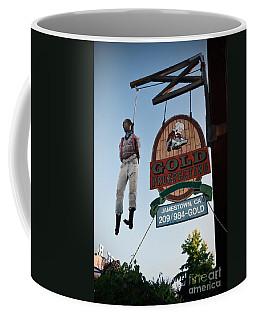 A Hanged Man In Jamestown Coffee Mug