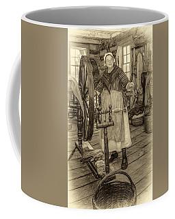 A Happy Yarn - Paint Sepia 2 Coffee Mug