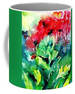 A Haze Of Poppies Coffee Mug