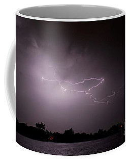 A Heart From Heaven Coffee Mug by Quinn Sedam