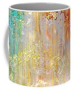 A Heart So Big - Abstract Art Coffee Mug