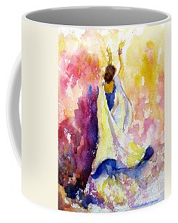 A Heavenly Dancer Coffee Mug