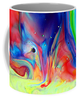 A Higher Frequency Coffee Mug