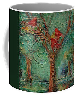 A Home In The Woods Coffee Mug