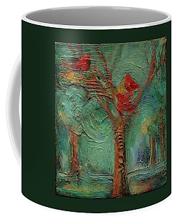 A Home In The Woods Coffee Mug