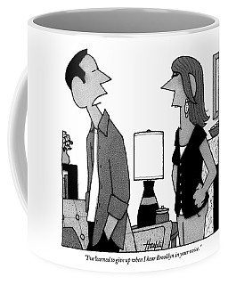 A Husband To His Wife Coffee Mug