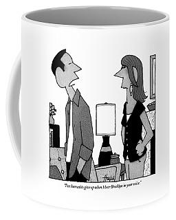 A Husband To His Wife Coffee Mug
